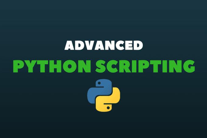 Create Python Script To Automate