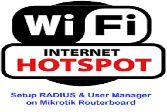 configure mikrotik hotspot pppoe bandwith webproxy loadbalancing