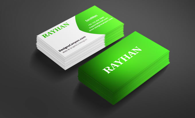 Design 5 Unique Business Cards Stationery In 5 Hours By Rayhan5555