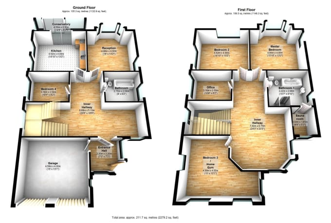 create a fantastic 3d floor plan for your home by demonness