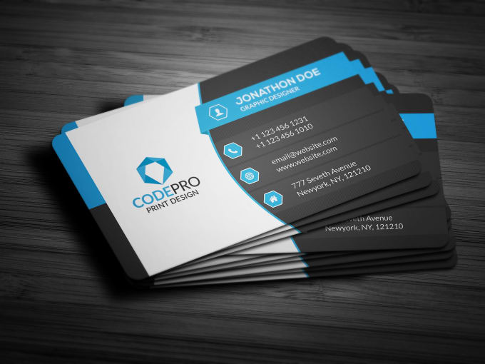 Business card design fiverr design your business card in 24 hours reheart Choice Image
