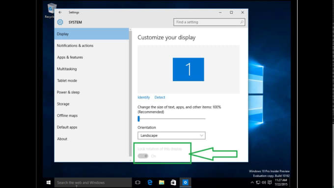 kaziusg : I will fix auto rotation, onscreen keyboard issue on Windows 10  tablet for $10 on www fiverr com