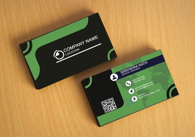 Plan Smart Business Card By Birendranath