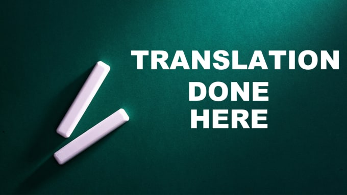 translate writings for you in bengali, hindi and english