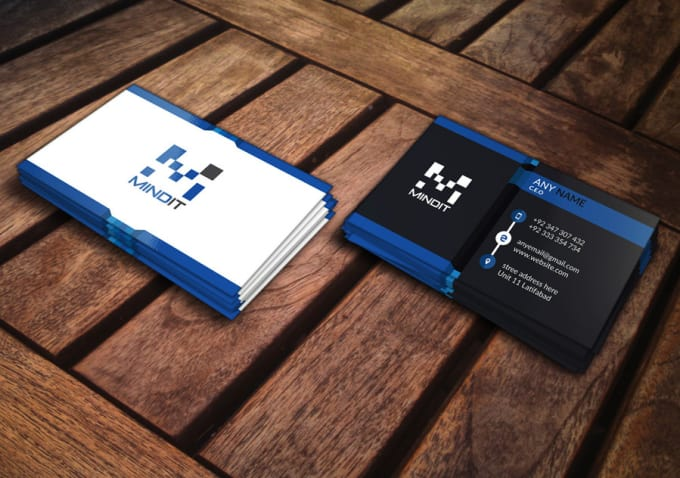Create your good looking business card by flairdesiners create your good looking business card colourmoves