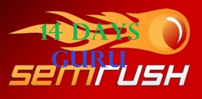 Semrush Guru Trial for Dummies