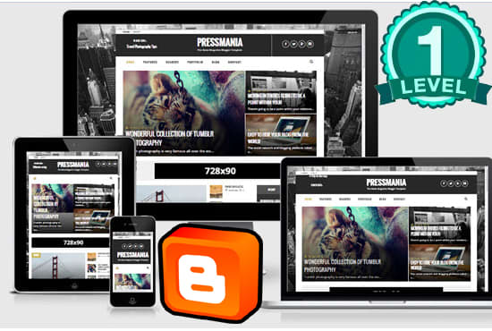 Design and customize your blogger template by Abdullah_rami1