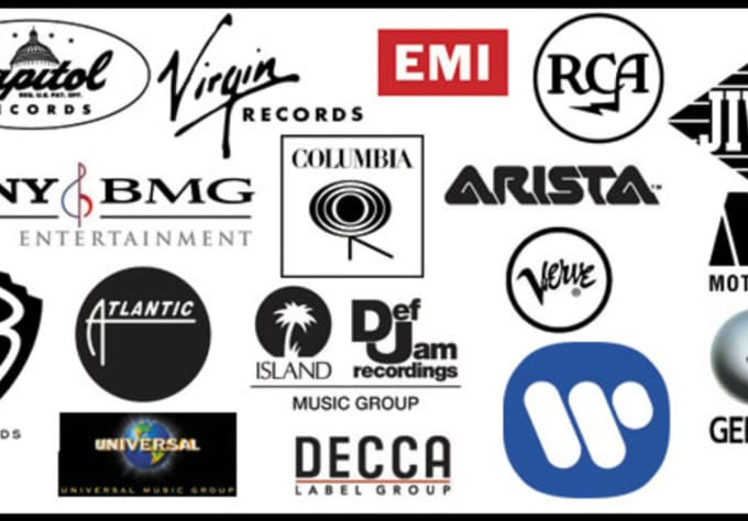 provided the original and ultimate list of record companies, music