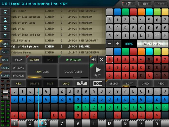 create Original 8 bit music for whatever purpose you want