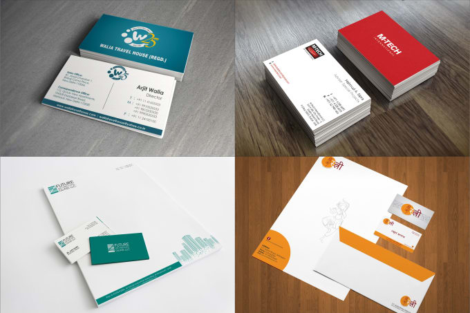 Design single or double sided business card by pdsindia design single or double sided business card colourmoves