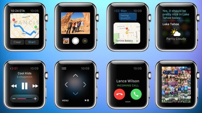 app iwatch