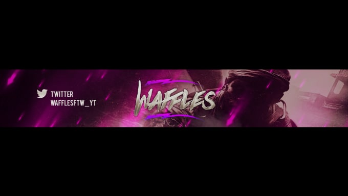 design yt twitch banners profile pictures thumbnails