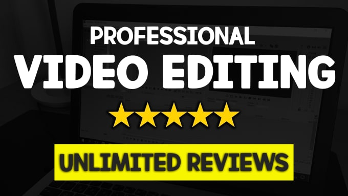 professionally edit your video within a day