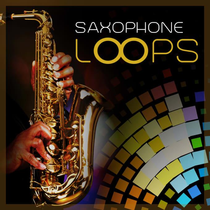 send you saxophone loops pack, in 12 keys, record saxophone