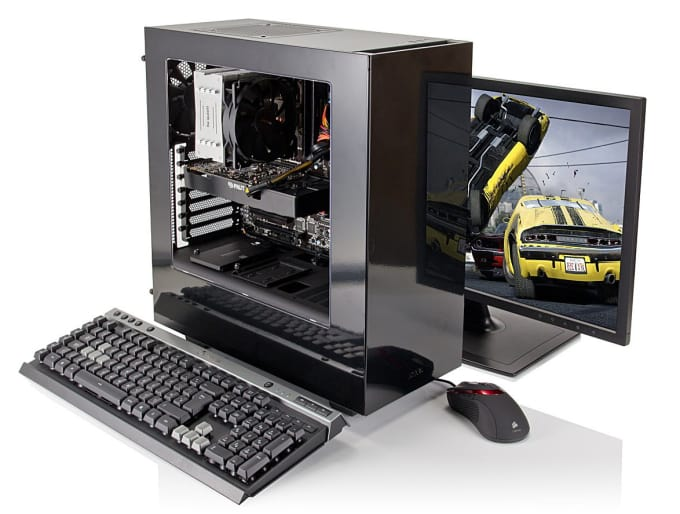 Pick and or assemble computer parts for your custom computer