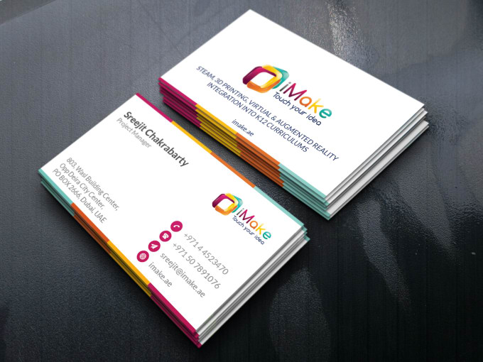 Design your business card by syedarepa design your business card reheart Images