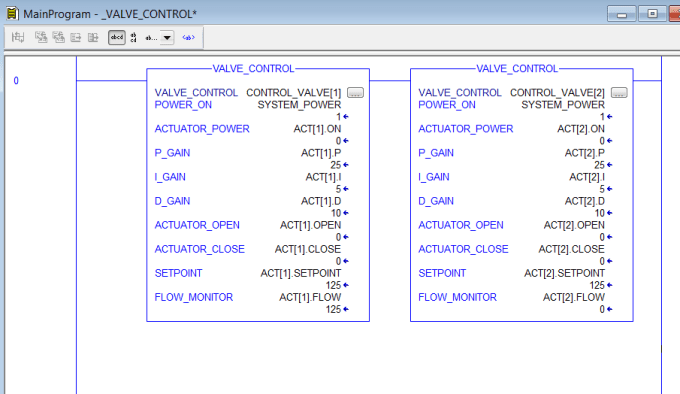 create a User Defined Data Type for your RSLogix program