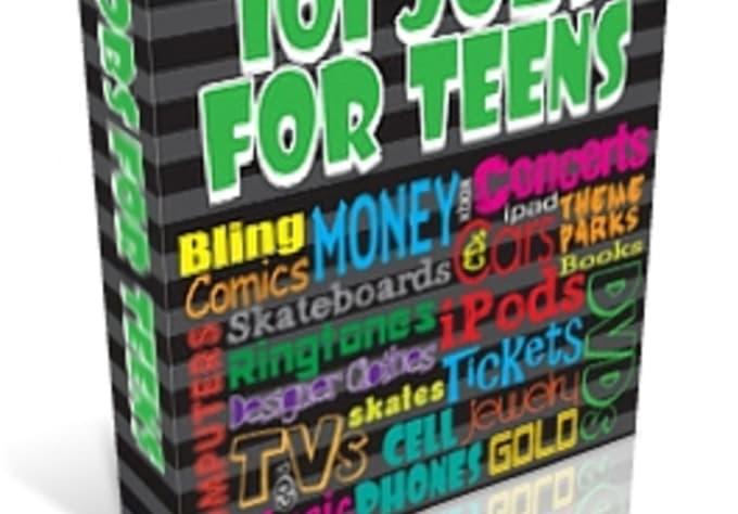 Teenager-Jobs