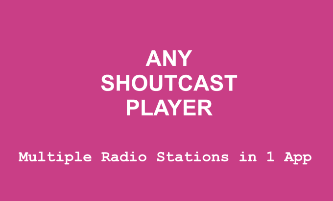android any shoutcast player