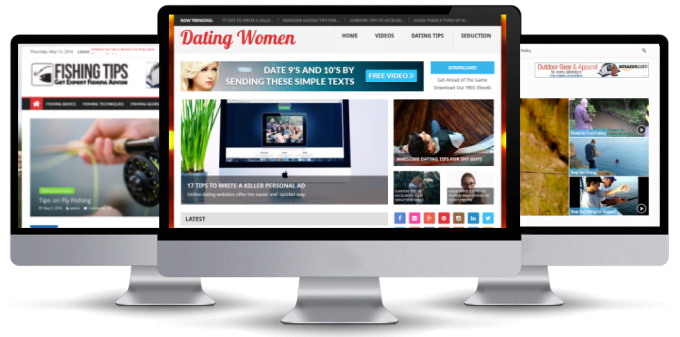 ready made dating websites