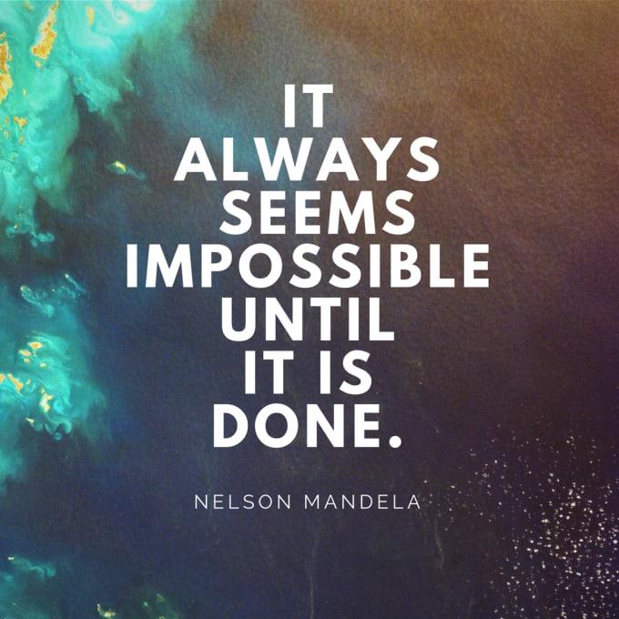 Make 15 Impressive Motivational Quotes For Instagram By