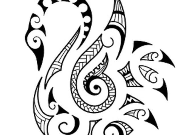 Send You 3 Unique Maori Polynesian Tattoo Designs By Delpy7