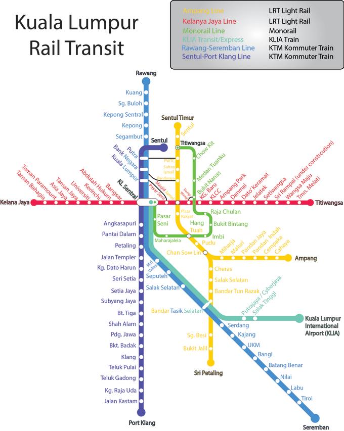 make a custom public transport schematic map