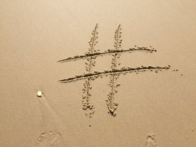 send you top performing social media hashtags for your niche