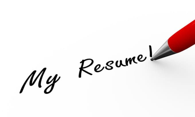 rewrite your resume and optimize linkedin profile by yassine199499