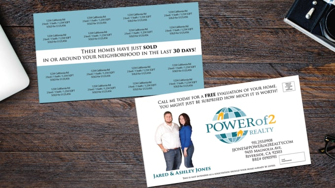 Design Your Company Flyer Postcard Or Other Advertisement By Cmacandy