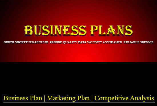 do startup business plans and professional financial ideas by hafij01613