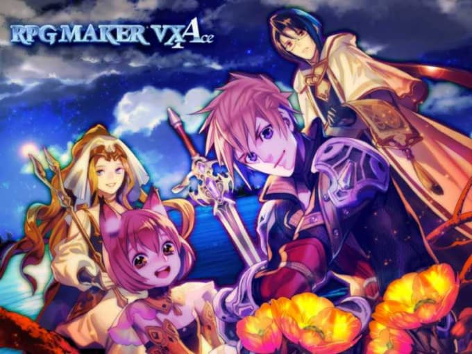 make an RPG Maker vx ace game for you