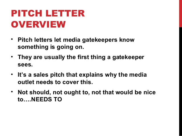 Write A Media Pitch Letter For You By Smays2000