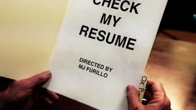 grammar check and spell check your resume by niceseller18