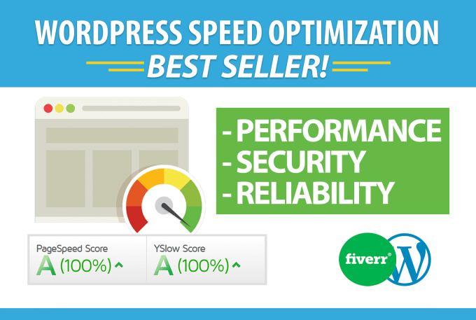 I will optimize wordpress website speed and performance on gtmetrix