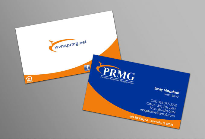 Design A Professional Business Card By Joannagerzon