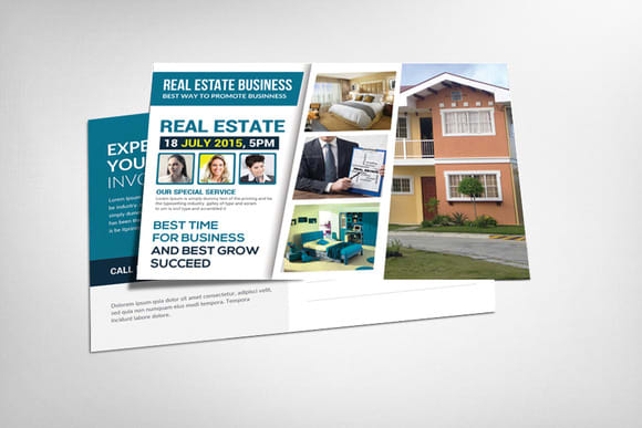 Do Awesome Postcards For Real Estate Eddm And Other Services
