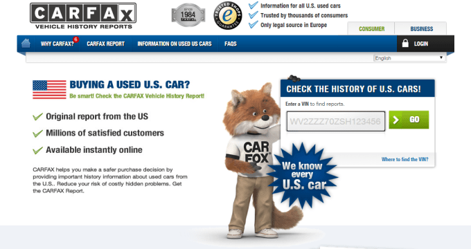 Carfax Report Free Best New Car Release 2019 2020