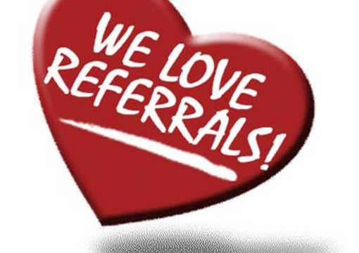 arhan : I will create 5 accounts from your referral link for $5 on  www fiverr com