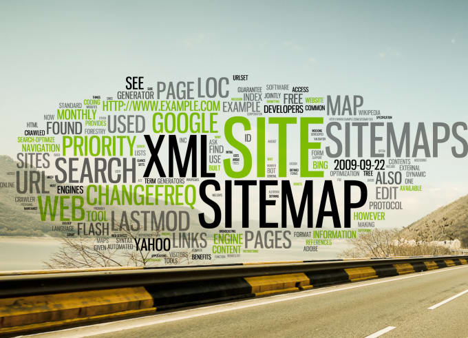 create a sitemap xml file for your website by norrtom