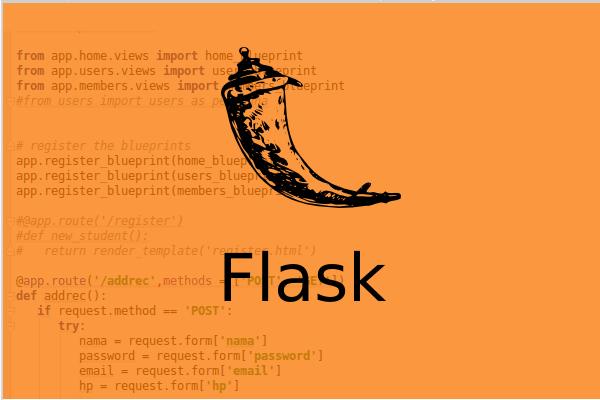 Build web app with python flask by akhisyabab build web app with python flask malvernweather Choice Image