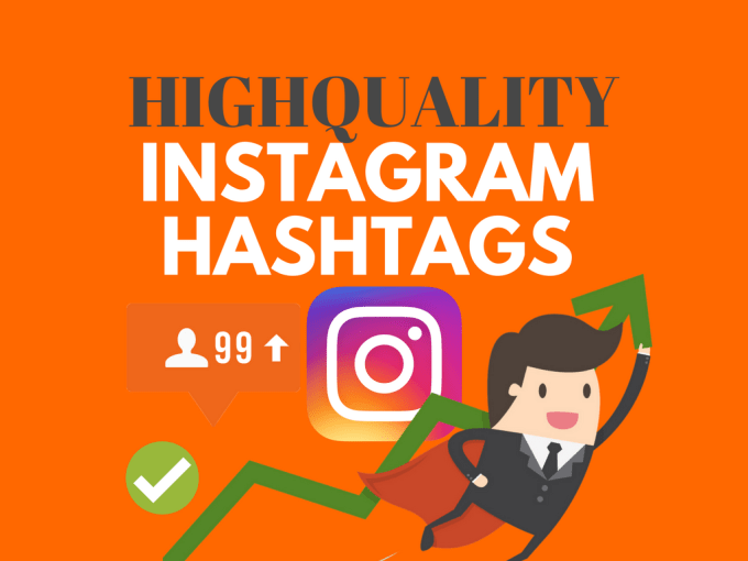 research best effective instagram hashtags