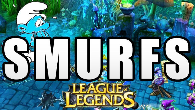Image result for league of legends smurf accounts