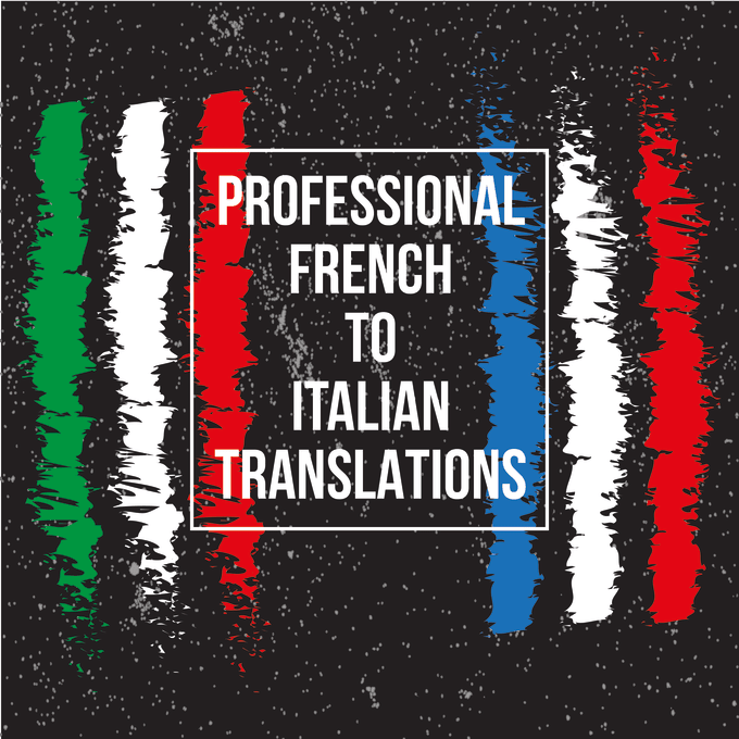 translate your text from french to italian