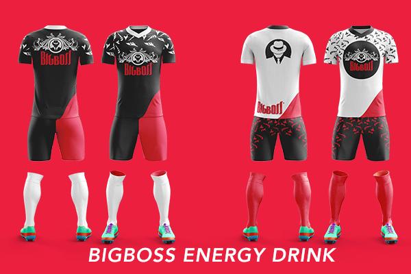fbab3daf26ae Create a custom soccer football jersey by Fblakey