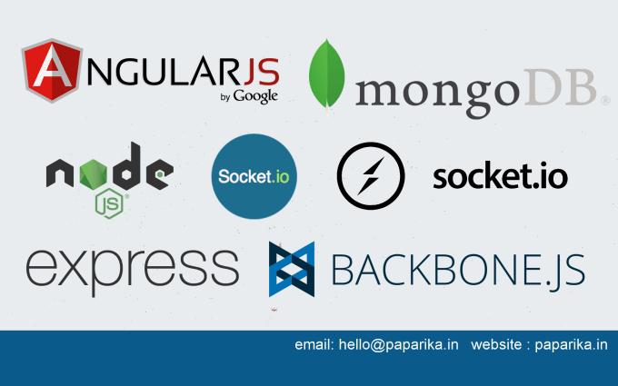 do any node js,angular js, express js,mongoDB work for you