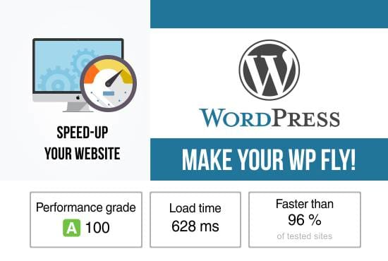 Speed up wordpress site and make it much faster by Seoenergy