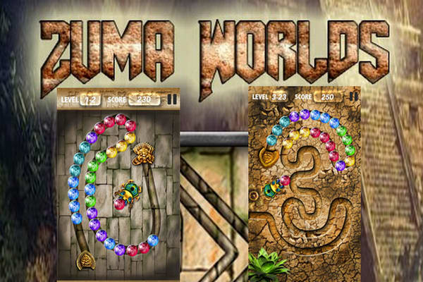 Sell zuma ball blast game source code for android by Tariqbenhadi