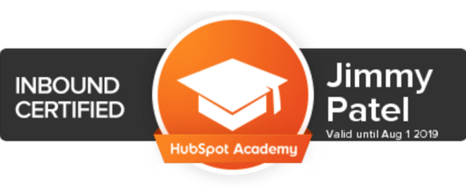 Develop Email Template In Hubspot By Jimmy Patel