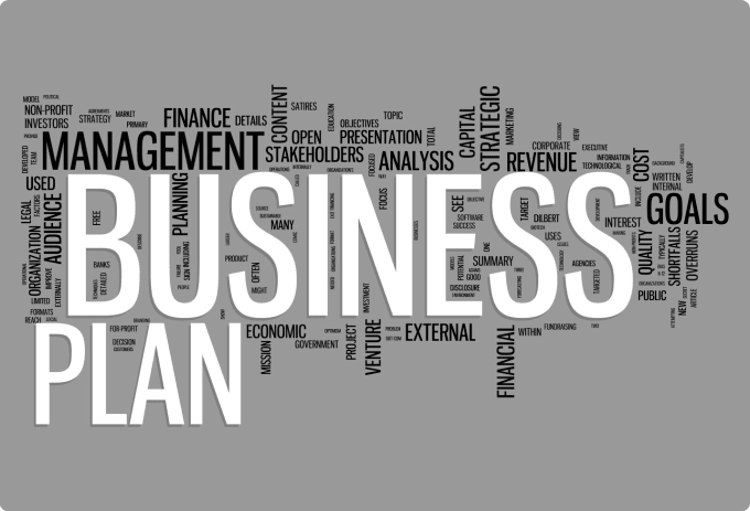 provide a complete business plan